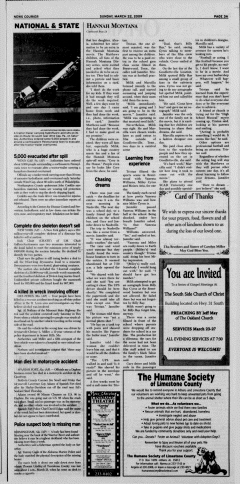 Athens News Courier, March 22, 2009, Page 6