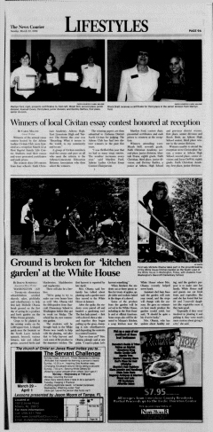 Athens News Courier, March 22, 2009, p. 18