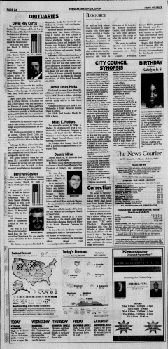 Athens News Courier, March 24, 2009, Page 3
