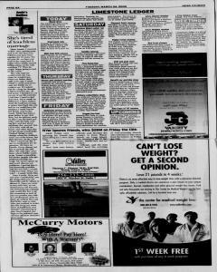 Athens News Courier, March 24, 2009, Page 12