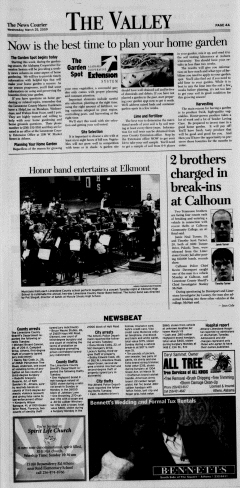 Athens News Courier, March 25, 2009, Page 7