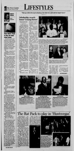 Athens News Courier, March 25, 2009, Page 42
