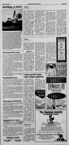 Athens News Courier, March 29, 2009, p. 5