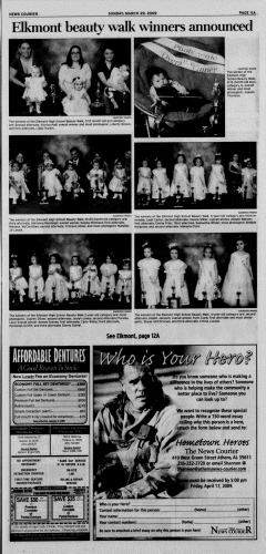 Athens News Courier, March 29, 2009, p. 21