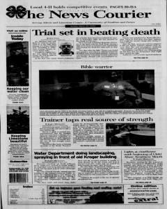 Athens News Courier, March 29, 2009, p. 2
