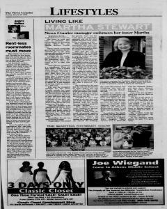 Athens News Courier, March 29, 2009, p. 18