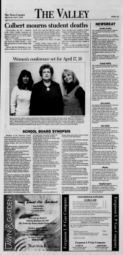 Athens News Courier, April 01, 2009, Page 7