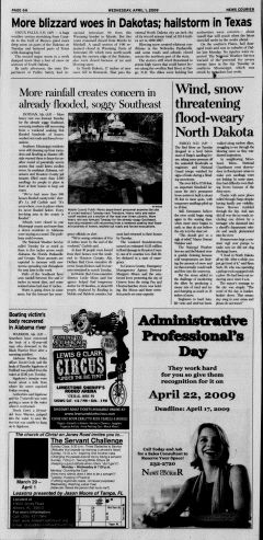 Athens News Courier, April 01, 2009, Page 11