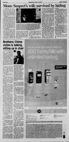 Athens News Courier, April 01, 2009, Page 19
