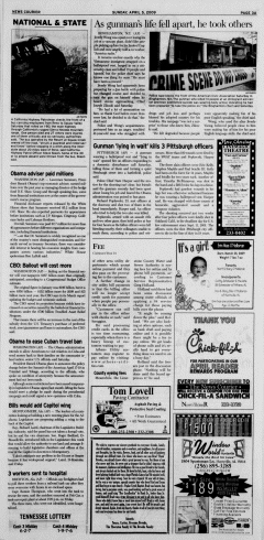 Athens News Courier, April 05, 2009, Page 5