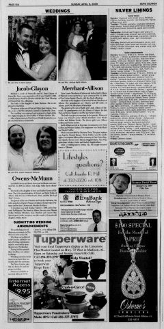 Athens News Courier, April 05, 2009, Page 19