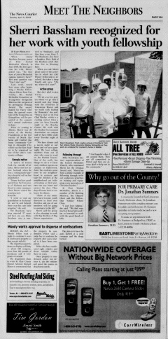 Athens News Courier, April 05, 2009, Page 27
