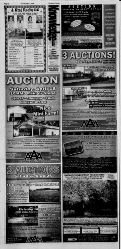 Athens News Courier, April 05, 2009, Page 71