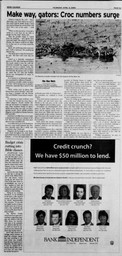 Athens News Courier, April 09, 2009, Page 17