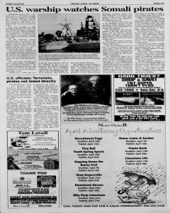 Athens News Courier, April 10, 2009, Page 18
