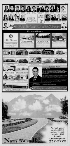 Athens News Courier, April 12, 2009, Page 65