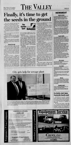 Athens News Courier, April 15, 2009, Page 7