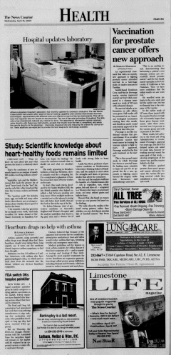 Athens News Courier, April 15, 2009, Page 15