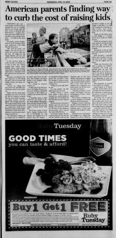 Athens News Courier, April 15, 2009, Page 25