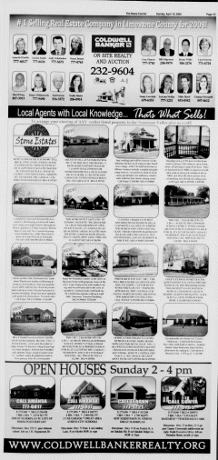 Athens News Courier, April 19, 2009, Page 69