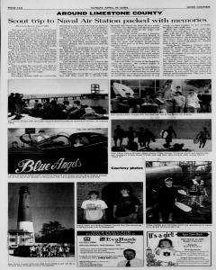 Athens News Courier, April 19, 2009, Page 28