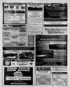 Athens News Courier, April 19, 2009, Page 84