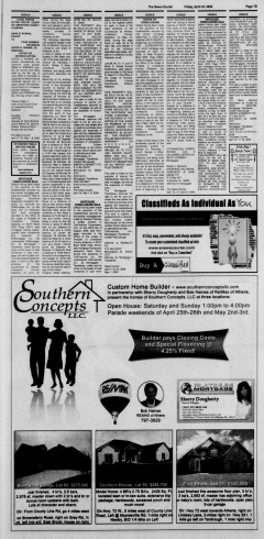 Athens News Courier, April 24, 2009, Page 57
