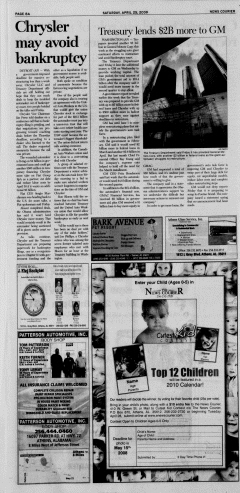 Athens News Courier, April 25, 2009, Page 15