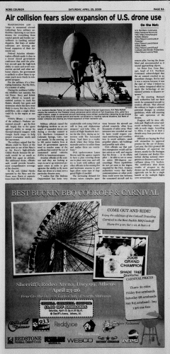 Athens News Courier, April 25, 2009, Page 17