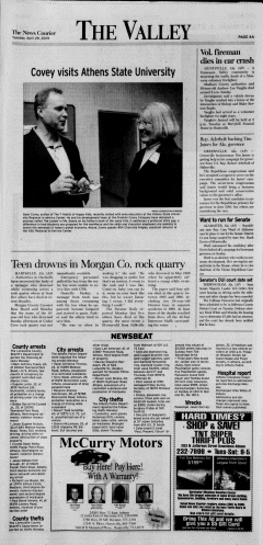 Athens News Courier, April 28, 2009, Page 7