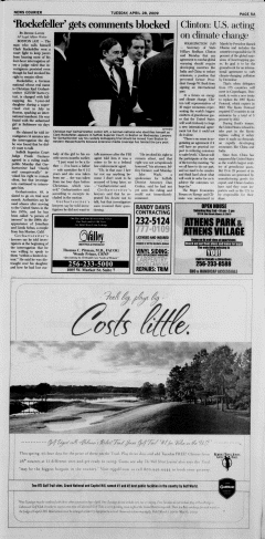 Athens News Courier, April 28, 2009, Page 9