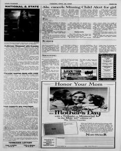 Athens News Courier, April 28, 2009, Page 6