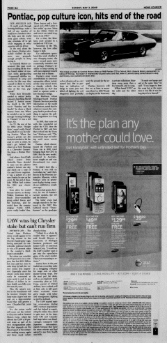 Athens News Courier, May 03, 2009, p. 15