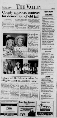 Athens News Courier, May 05, 2009, Page 7