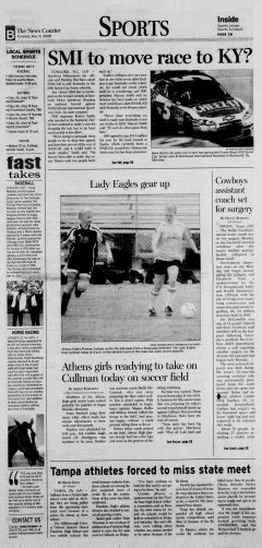 Athens News Courier, May 05, 2009, p. 13