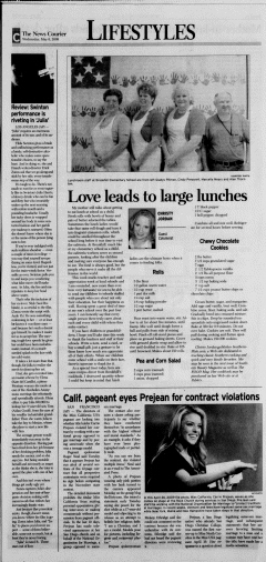 Athens News Courier, May 06, 2009, Page 41