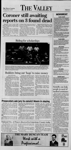 Athens News Courier, May 07, 2009, Page 7