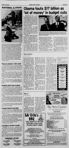 Athens News Courier, May 08, 2009, Page 5