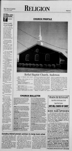 Athens News Courier, May 08, 2009, Page 21