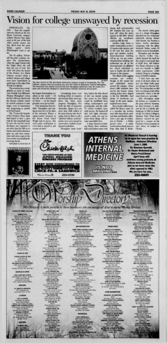 Athens News Courier, May 08, 2009, Page 26