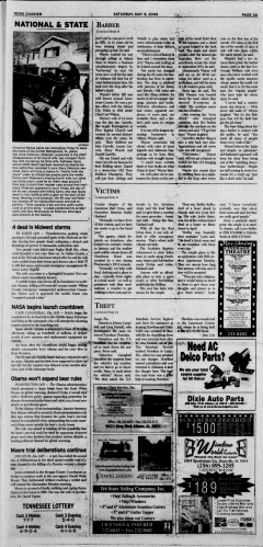 Athens News Courier, May 09, 2009, Page 5