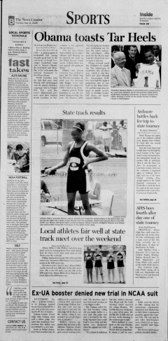 Athens News Courier, May 12, 2009, p. 17