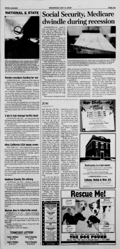 Athens News Courier, May 13, 2009, p. 5