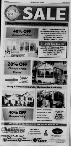 Athens News Courier, May 13, 2009, Page 31
