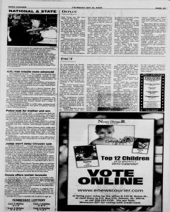 Athens News Courier, May 21, 2009, p. 6