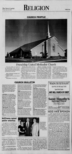 Athens News Courier, May 22, 2009, Page 19