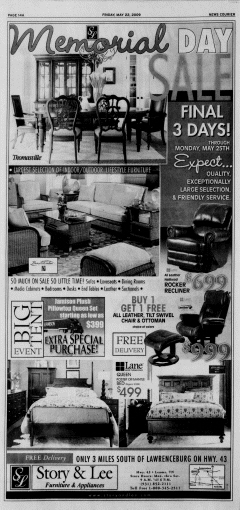 Athens News Courier, May 22, 2009, Page 27