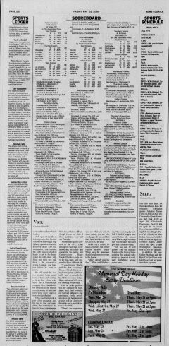 Athens News Courier, May 22, 2009, Page 31