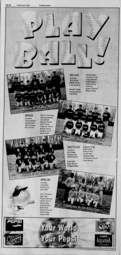 Athens News Courier, May 22, 2009, Page 35