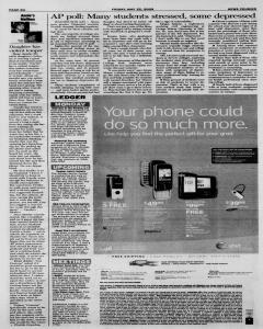 Athens News Courier, May 22, 2009, Page 16